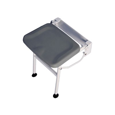 Compact Solo Shower Seat with Leg
