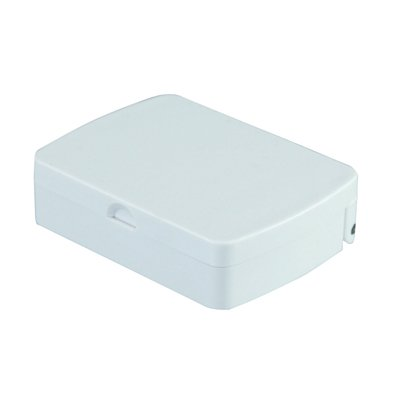 Pill Storage Box with Tablet Splitter