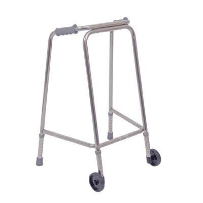 Lightweight Walking Frame with Wheels