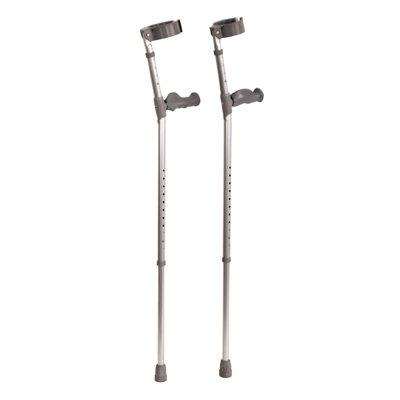 Ergonomic Handle Elbow Crutch