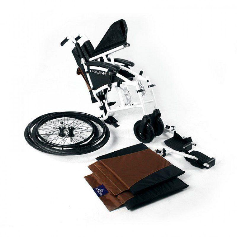 VanOs G-Logic Transit Wheelchair