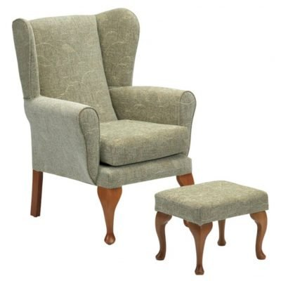 Restwell Queen Anne Fireside Chair