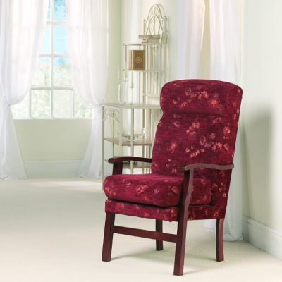 Arundel High Back Chair