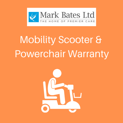 Mobility Scooter warranty