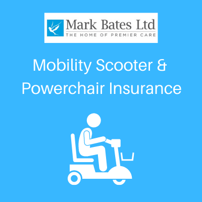 Mobility scooter insurance