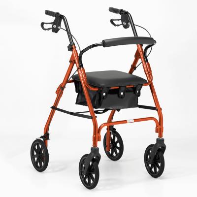 Days 100 Series Rollator - Orange