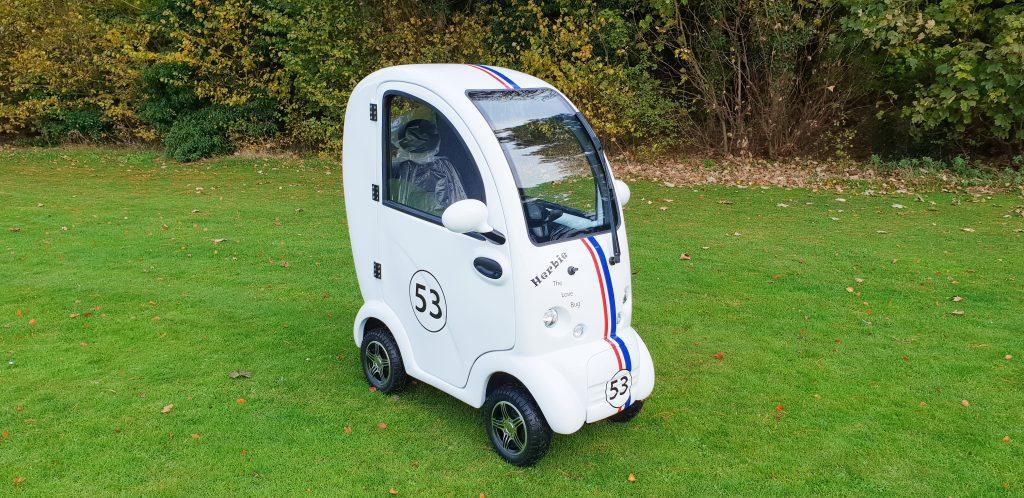 Herbie Cabin Car