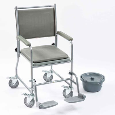 Glideabout Commode