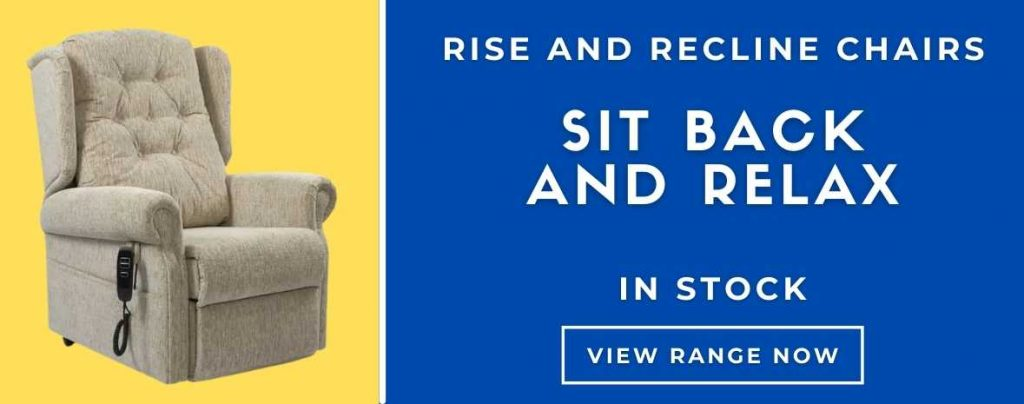 Rise and recline chairs - sit back and rekax