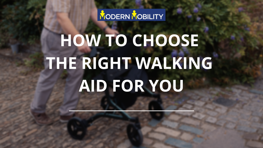 How to choose the right wheelchair for you